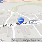 Karte Daxl - DAG Kematen am Innbach, Österreich