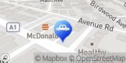 Map Bob Jane T-Marts Frewville, Australia