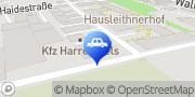 Karte MP Automotive GmbH Wels, Österreich