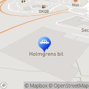 Karta Holmgrens Bil Värnamo, Sverige