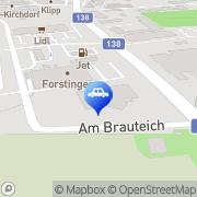 Karte Silbergasser A Kirchdorf an der Krems, Österreich