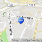 Karta Jönköpings Trafikskola AB Jönköping, Sverige