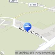 Karte Doppler Kfz-Werkstätte Sankt Marien, Österreich