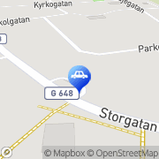 Karta Qstar Ryd Ryd, Sverige