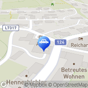 Karte Wallner Thomas Arbesbach, Österreich