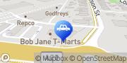 Map Bob Jane T-Marts East Wagga Wagga, Australia