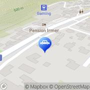 Karte Bogenreiter Leopold Gaming, Österreich