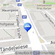 Karte Spot Repair Graz, Österreich