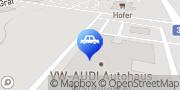 Karte Autohaus Waldviertel GmbH Horn, Österreich