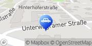 Karte AUTOTEILE HARTL Inh. Markus Samassa e.U. St. Pölten, Österreich