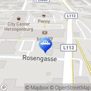 Karte OMV Tankstelle Herzogenburg, Österreich