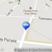 Map European Car Service Condell Park, Australia