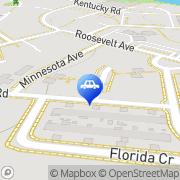 Map Advanced Automotive Data Services Riverwood, Australia