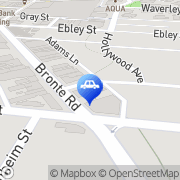 Map S & I Automotive Services Bondi Junction, Australia