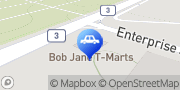 Map Bob Jane T-Marts Svensson Heights, Australia