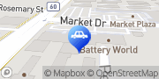 Map Battery World Caboolture South, Australia