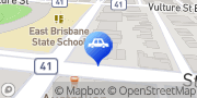 Map Battery World South Brisbane, Australia