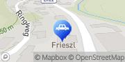 Karte Autohaus Frieszl GmbH Rohrbach an der Lafnitz, Österreich