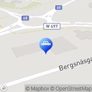 Karta Bilmetro Avesta, Sverige