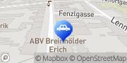 Karte ABV Breinhölder Erich Wien, Österreich