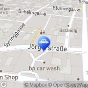 Karte Brüder Moser Wien, Österreich