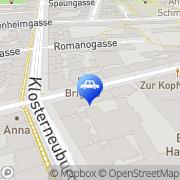 Karte Kfz-Technik M Afsharzadeh Wien, Österreich