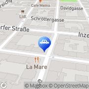 Karte Ford Stefan Wien, Österreich