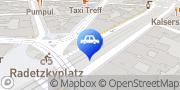 Karte Renault Karner Wien, Österreich