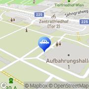 Karte Brezina Robert Autoreperatur & KFZ Handel Inh Mario Vitera Wien, Österreich