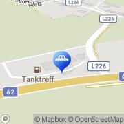 Karte Tankstelle Prokopetz Lackenbach, Österreich