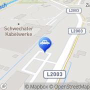 Karte A-Z Autoreparaturen - Stanojlovic Schwechat, Österreich