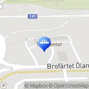 Karta Qstar Färjestaden Färjestaden, Sverige