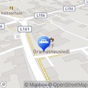 Karte Renault Klaus Gramatneusiedl, Österreich