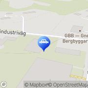 Karta CVI Automotive AB Gnesta, Sverige