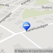 Karta Andy's Cadsupport Kungsängen, Sverige