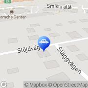 Karta MixEla Segeltorp, Sverige