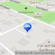 Karta Gem Top Svenska AB, fd Autokyl AB Hökmossen, Sverige