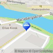 Karta Lundqvist Utbildning Stockholm, Sverige