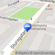 Karta Jobparts Stockholm, Sverige