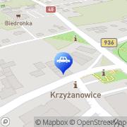 Map Eltig Sp. z o.o. Krzyżanowice, Poland
