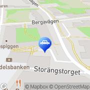 Karta Kerstins Trafikskola Åkersberga, Sverige