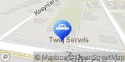 Mapa Twój Serwis S.C. Regeneracja Przekładni i Wahaczy Bytom, Polska
