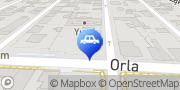Mapa Przedsiębiorstwo Produkcyjno-Handlowo-Usługowe Raj Aleksandra Hofman Pabianice, Polska
