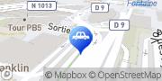 Carte de Parking Indigo Puteaux Boieldieu Puteaux, France