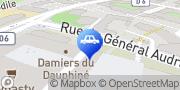 Carte de Parking Indigo Courbevoie Saisons Courbevoie, France