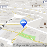 Carte de Mastouri Abdeljelil Castres, France