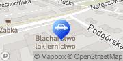 Mapa Blacharstwo i Lakiernictwo Beata Szrejter- Powałka Warszawa, Polska