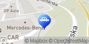 Map ODŤAHOVÁ SLUŽBA PETCAR Košice, Slovakia