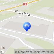 Kartta Rauman Pesu-Center Päivi Lehto Rauma, Suomi