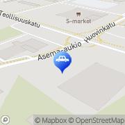 Kartta St1 Harjavalta Harjavalta, Suomi